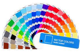 palette pantone pantone color palette editorial photo image of atalogue 24760116