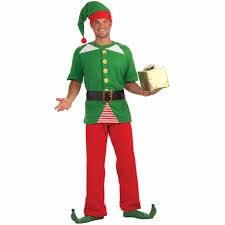 Elven Halloween Costume Jolly Elf Halloween Costume Walmart