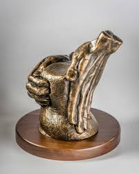 home sculptures potter u0027s hands christian sculpture lordsart