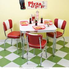 Metal Kitchen Chairs Retro Formica Table Dinette Sets Retro Furniture Retroplanet Com