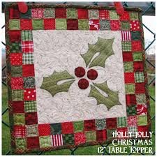 such a sew and sew holly jolly christmas reprise