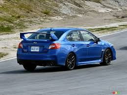 subaru wrx interior 2018 2018 subaru wrx and wrx sti finally put to the test car reviews