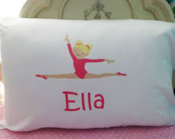 Personalized Girls Bedding by Personalized Mermaid Pillowcase Pillowcase For Girls
