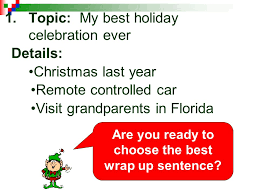 wrap it up creating a conclusion ppt