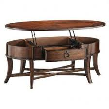 Oval Wood Coffee Tables Cherry Wood Coffee Table Foter