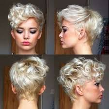 12 edgy ways to style your pixie cut curl wand short cuts and