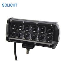 12v led light bar solicht 8x 7 inch 4d 60w 12v led bar 60w led light bar off road