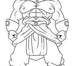 dragon drawing dragonball anime