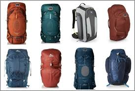 What are the best travel backpacks for easy traveling