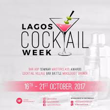 lagos cocktail week returns this october onobello com