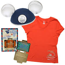 new merchandise celebrates 25th anniversary of disney vacation