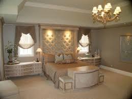 chambre adulte beige dore design ideeco