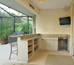 Outdoors Kitchens Designs by An Outdoor Kitchen For People Who Don U0027t Cook Outdoors Soleic