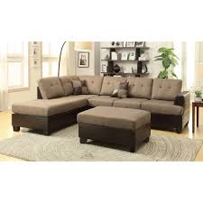 sectional sofas with ottoman px sectional couches sears