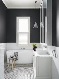 bathroom design amazing small white bathroom black and white