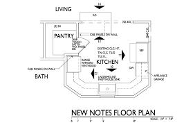 Kitchen Remodel Floor Plans by Plan Kitchen Remodel Decornuate