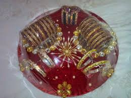 wedding gift packing ideas n wrap bangle packing done by me