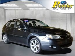 subaru sport hatchback used subarus in ct used subaru car dealers ct premier subaru