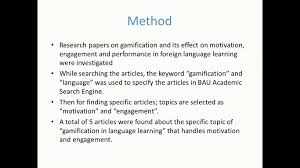 Search Engine For Research Papers Literature Review Presentation Youtube