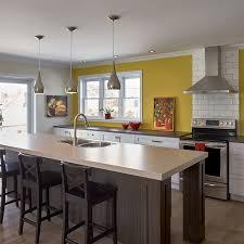 cuisine aire ouverte cuisines beauregard cuisine réalisation 337 cuisine