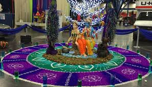 How To Decorate Janmashtami At Home Spectacular Janmashtami Celebrations By The Hindus Of Greater