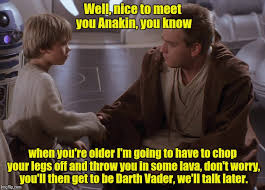 Darth Vader Meme Generator - obi wan kenobi meme generator image memes at relatably com