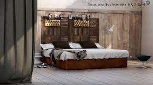 discount chambre a coucher discount chambre a coucher 5 tete de lit bois massif tete de lit
