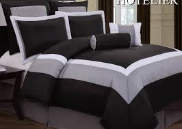 Turquoise Comforter Set Queen Duvet Wonderful Grey Black Bedding Details About 8pc Hotel