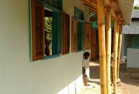 sustainable konbit shelter replaces home destroyed by haiti