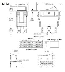 lighted rocker switch wiring diagram iron blog