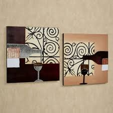 kitchen styling vinyl kitchen wall art decal with pans and stove kitchen stunning wine prints kitchen wall art on canvas set of two with gray walls