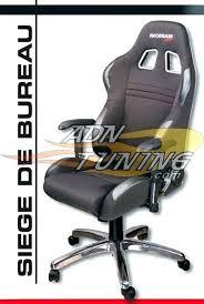 chaise baquet de bureau siege bureau baquet siege baquet bureau menu fauteuil bureau baquet