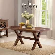 birch wood dining table delightful window treatment decorating