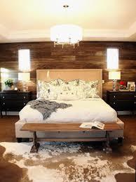 bedroom ceiling lights ideas slab headboard and exposed beam