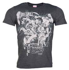 Marvel Super Heroes Clothing Superheroes And Villains T Shirts And Gifts Truffleshuffle