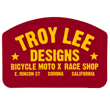 troy designs shop troy designs sticker race shop yellow 6 5 inches