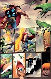 can thor fly thor comic vine