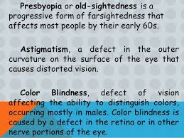 Color Blindness Psychology Sensation And Perception Psychology