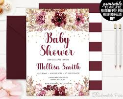 110 best baby shower invitations images on pinterest baby shower