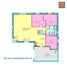 plans maison plain pied 3 chambres plan maison plain pied 3 chambres plans plan
