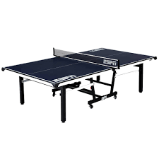 What Is The Size Of A Ping Pong Table by Espn Official Size Table Tennis Table With Table Cover Walmart Com