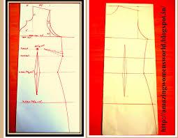 dress pattern without darts body measurements drafting dart manipulation for kurtis dresses