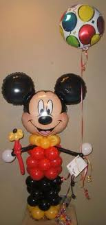ballon delivery nyc mickey mouse balloon bouquet nyc balloon squad