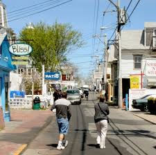 Downtown Cape Cod - downtown provincetown