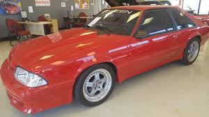 saleen 1990 ford mustang saleen f147 portland 2016