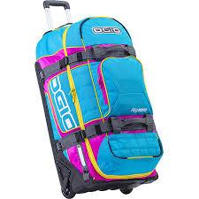 motocross gear bags new ogio 9800 rig pashabulka blue travel bag luggage wheeled