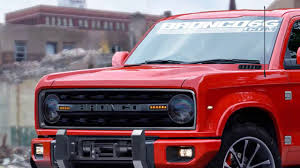concept bronco ford bronco is planning to build one by 2020 youtube