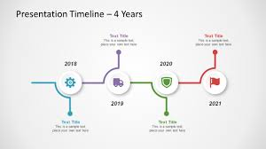 Free Timeline Template For Powerpoint Slidemodel Free Power Point