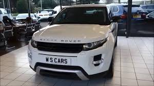 range rover white interior land rover range rover evoque white panoramic sunroof dual view