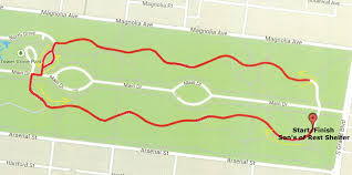 Running Map Route by Register Today For The 5th Annual 5k Run Walk Project Xoxo